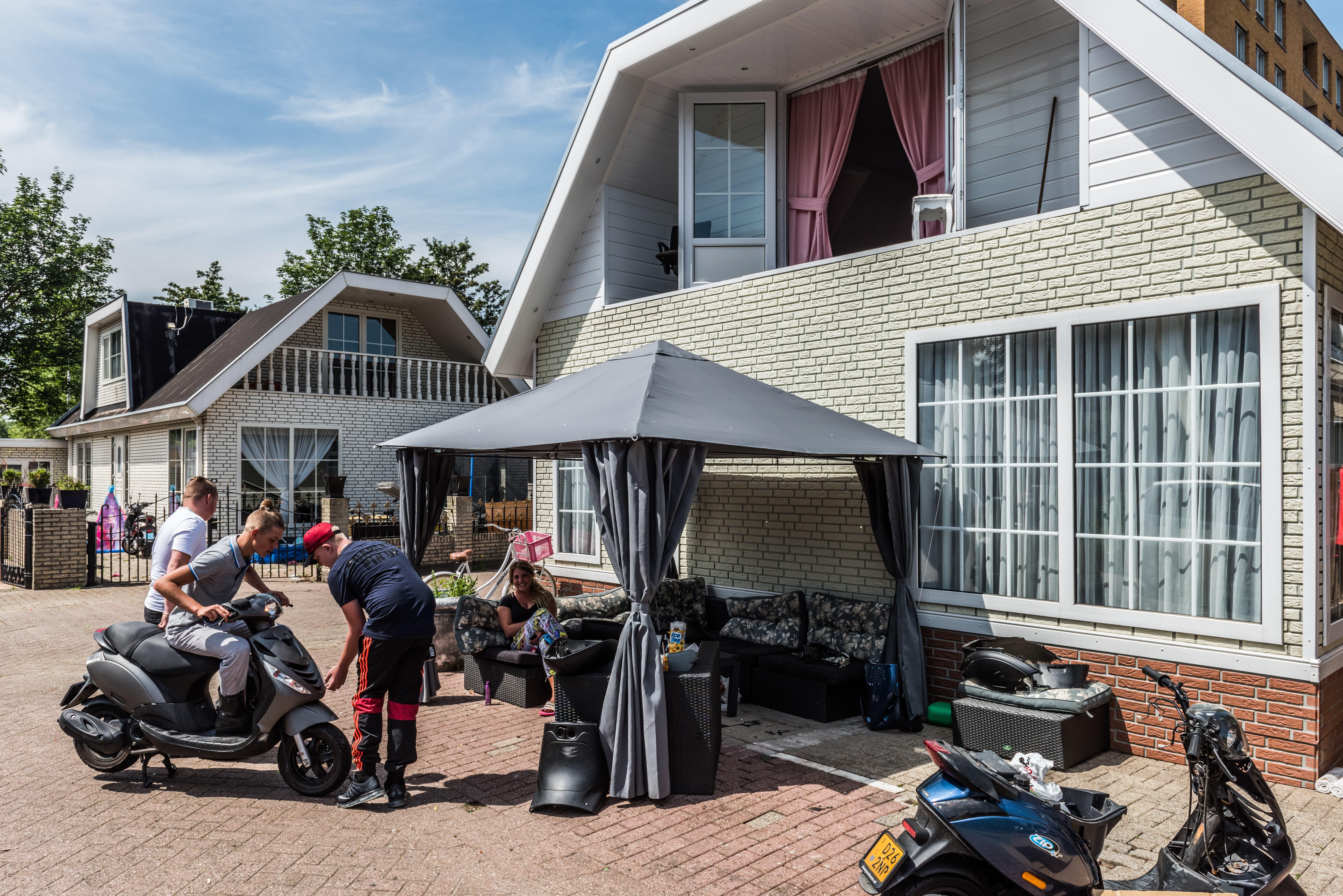 De woonwagencultuur als immaterieel erfgoed onze for Auto interieur reinigen utrecht