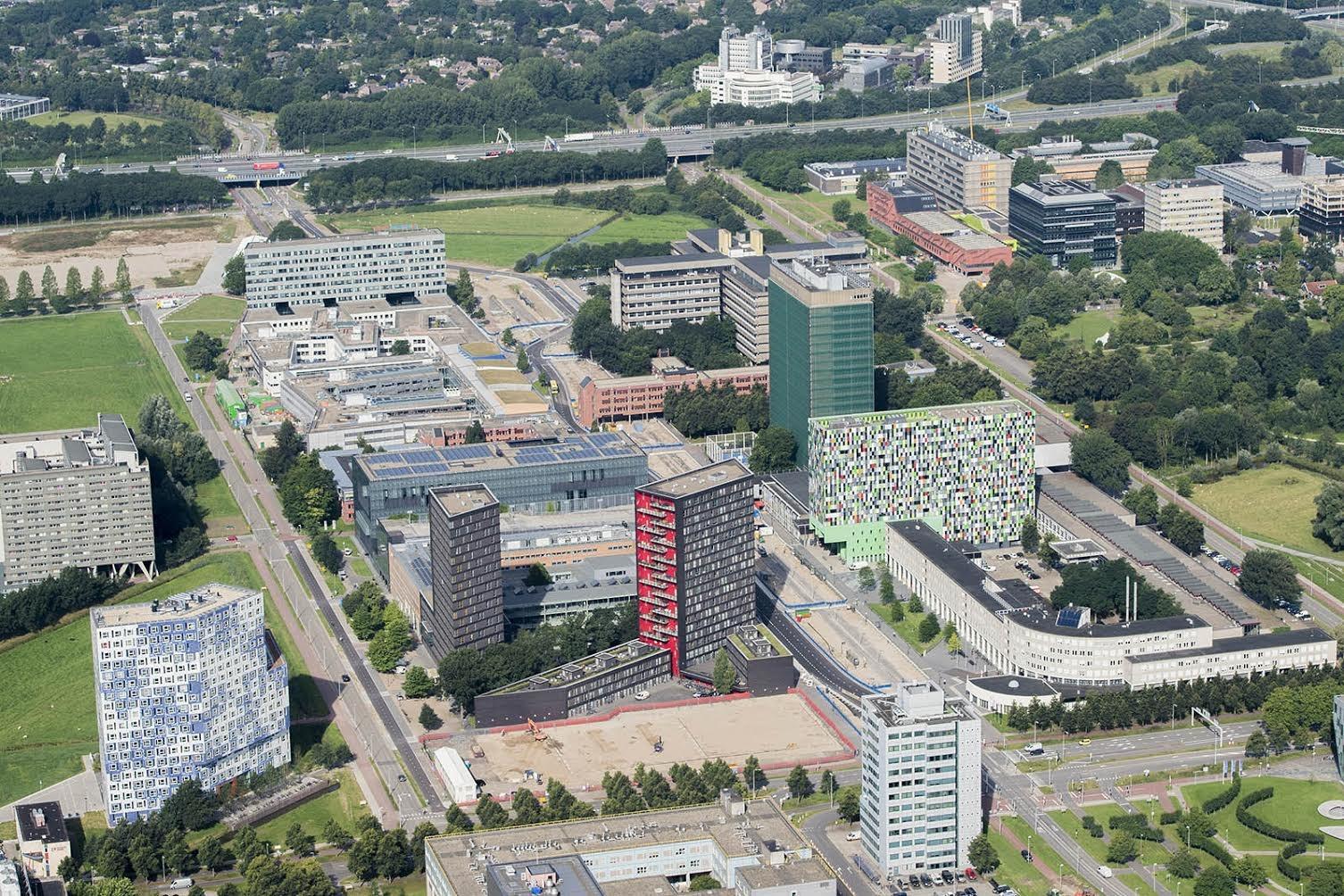 Motorrijder overleden na zwaar ongeluk op Utrecht Science Park.