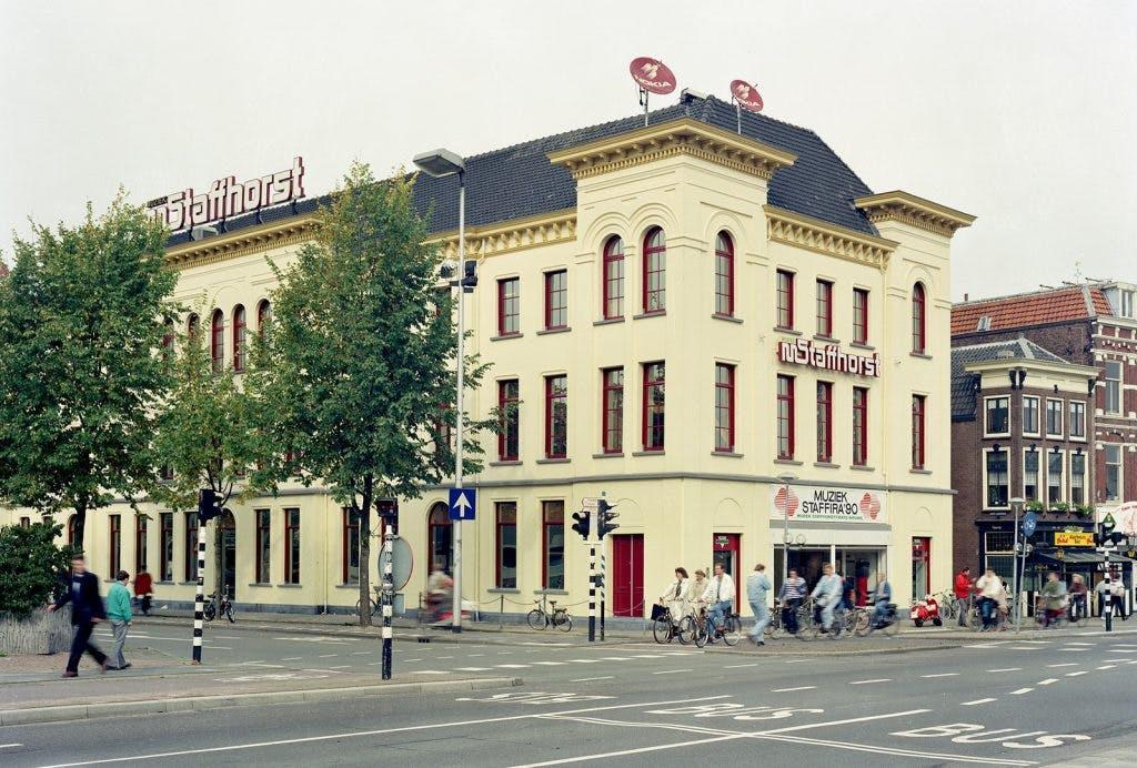 Muziek Staffhorst weer terug in Utrecht
