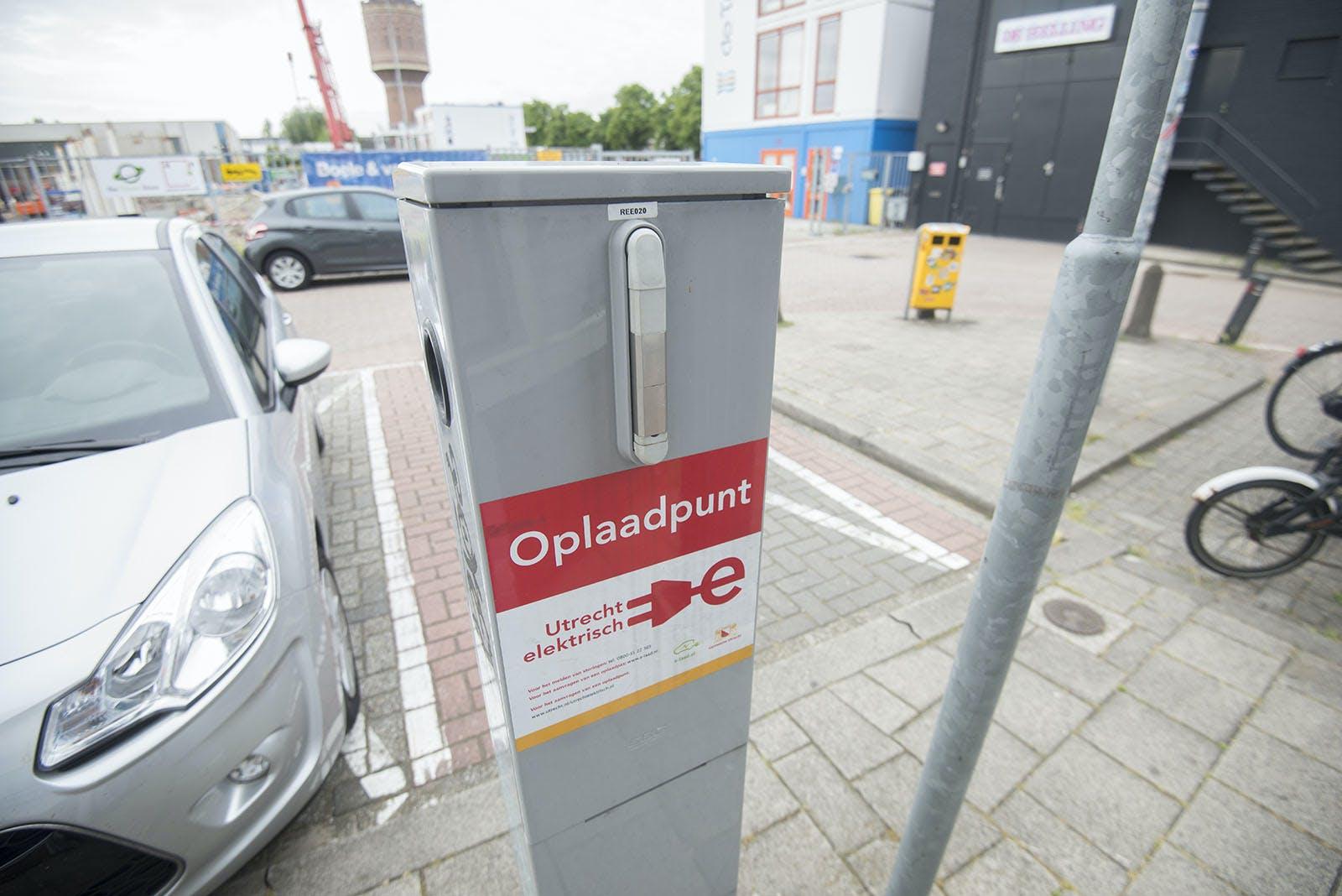 'Elektrisch autorijden in Utrecht moet nog meer gestimuleerd worden'