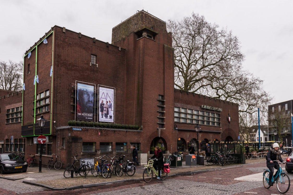 Dagtip: Film Café in Louis Hartlooper Complex