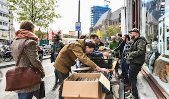 Foto's: Record Store Day in Utrecht