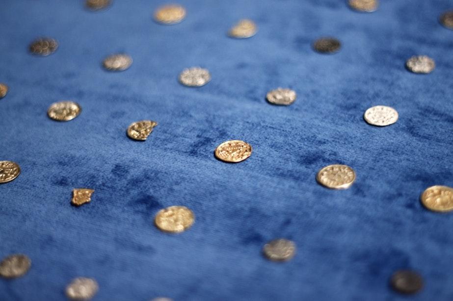 """Zeldzame vondst Domplein: """"We hopen dat deze munten uitgroeien tot het icoon van DOMunder"""""""