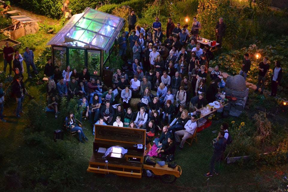 Dagtip: Brommerbiosavond bij Bij de Steef