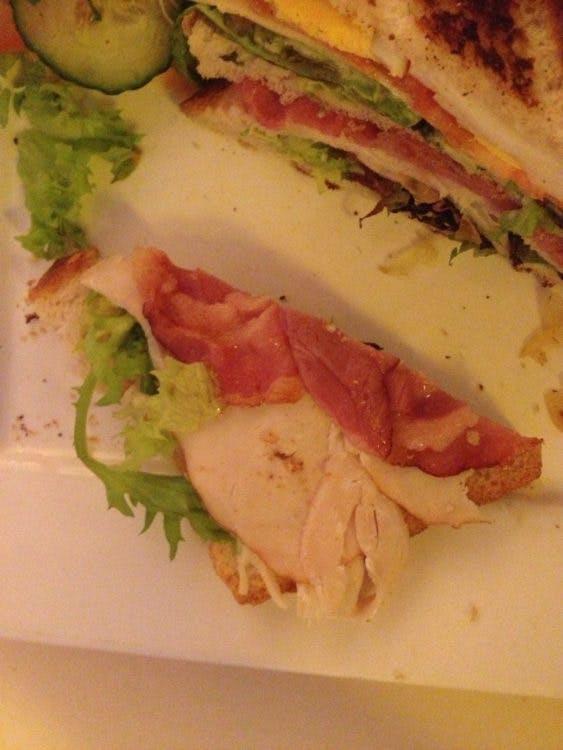 Club Lunch: De korenbeurs