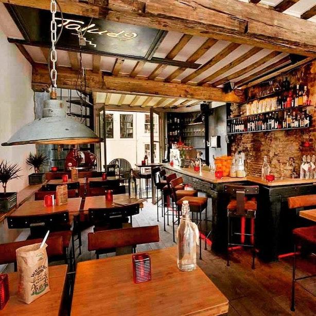 Talud9 is beste en mooiste koffievenue van Utrecht volgens Misset Koffie top 100