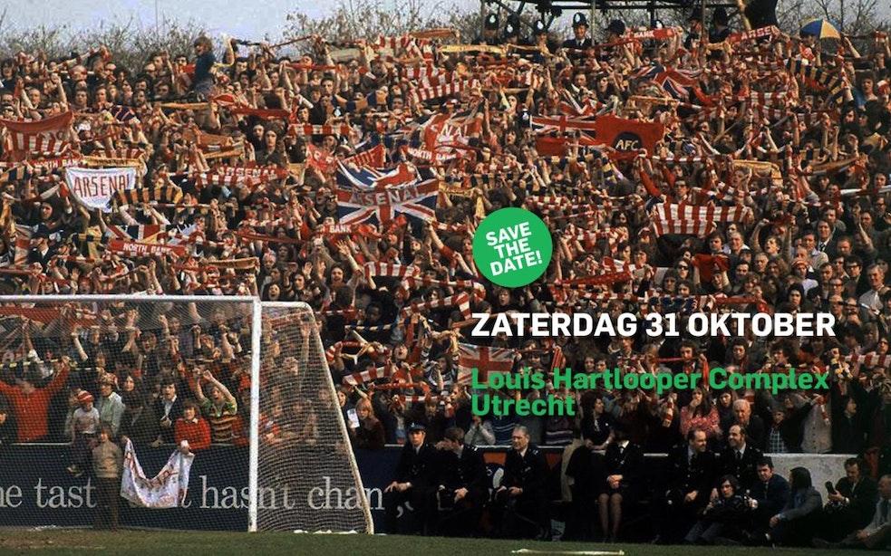 Winactie: Win 5×2 kaarten voor het Total Football Festival