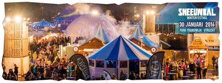 Uittips: Sneeuwbal Winterfestival, BASIS 1 Jaar en Gluren bij de Buren