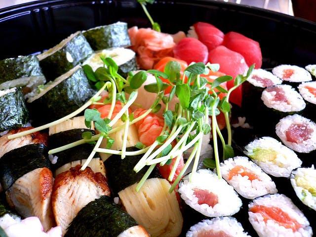 FIOD doet inval bij Japans restaurant SUMO in Utrecht