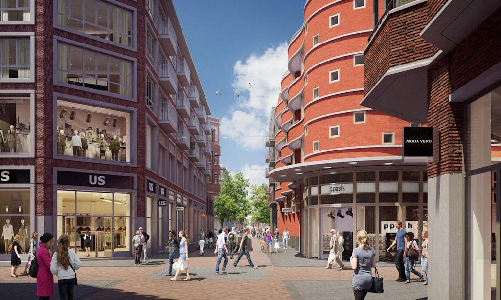 Gemeente overstag: winkelcentrum Leidsche Rijn toch kleiner