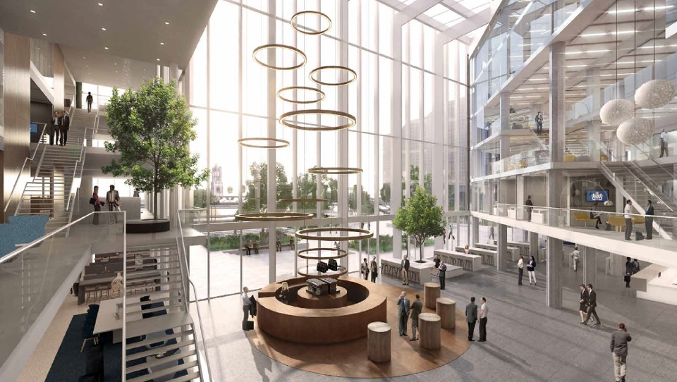 Belastingdienst Kantoor Utrecht : Zo gaat het nieuwe rijkskantoor aan de croeselaan eruitzien de