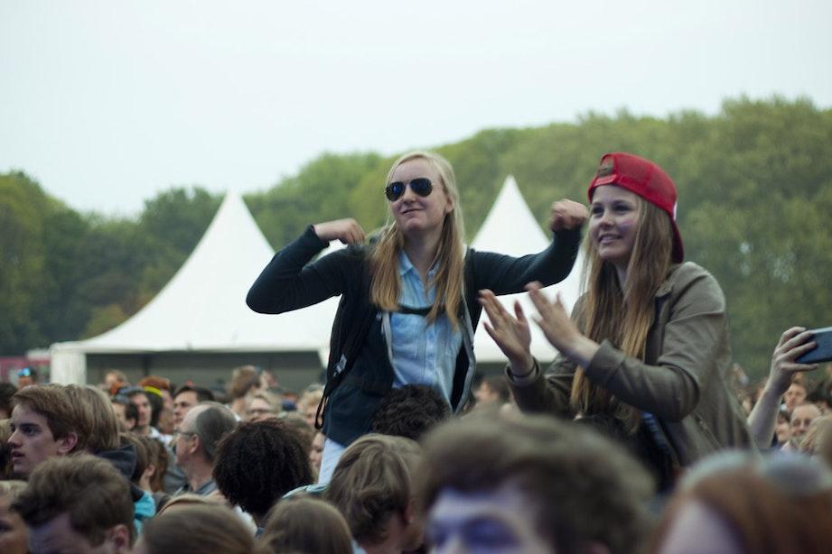 Opmerkelijk meer jonge vrouwen dan mannen in Utrecht