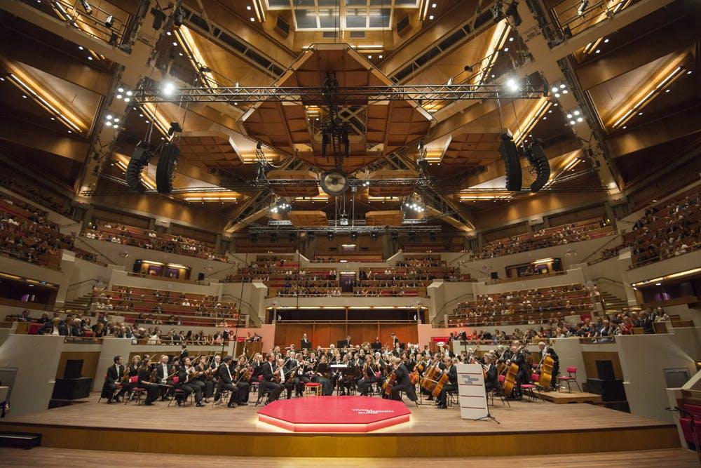Probleem plafond TivoliVredenburg groter dan gedacht: 27 concerten verplaatst of afgelast