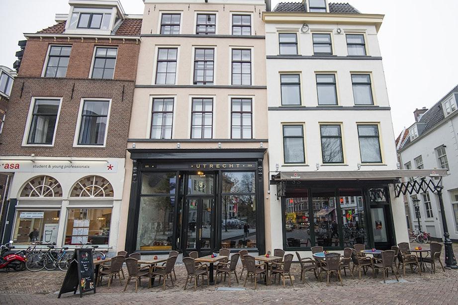 Café Ubica moet twee weken dicht op last van de burgemeester