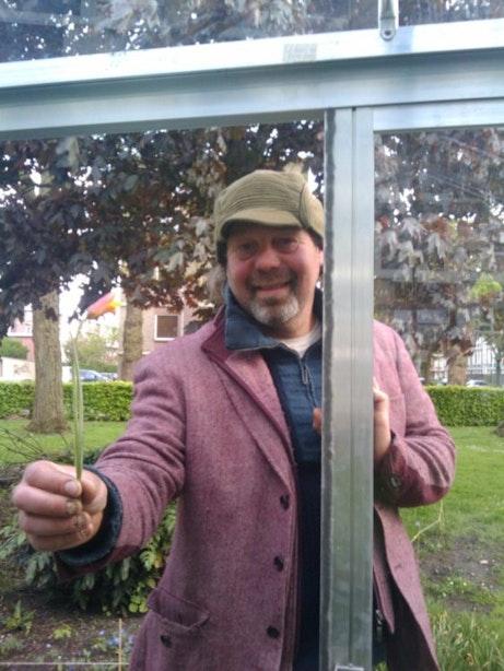 Proeftuinen van Utrecht (4): Laatste kruiden van de Tolsteegtuin
