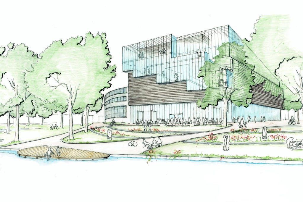 CDA kritisch over plannen stadsbioscoop De Kade