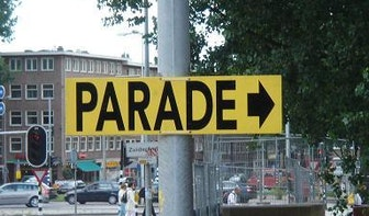 Is de Parade eigenlijk nog wel zo leuk? Dat is de vraag
