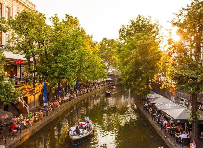 """Utrecht volgens The Guardian: """"Het relaxte alternatief voor Amsterdam"""""""