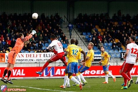 FC Utrecht op de 14e plaats na 5-2 nederlaag bij RKC