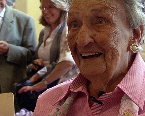 Oudste inwoner Utrecht viert 107e verjaardag