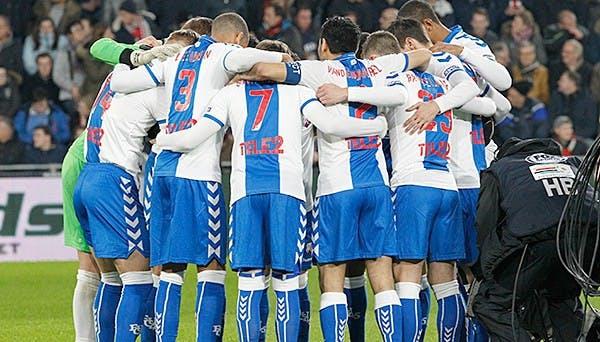 Het is matchday: VVSB neemt het in de halve finale van de beker op tegen FC Utrecht