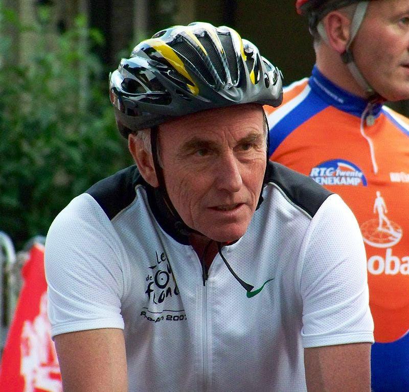 """Het weekend van oud-Tourwinnaar Joop Zoetemelk: """"Het liefst sta ik gewoon ergens langs de kant tussen alle andere fans"""""""