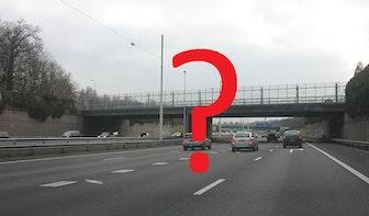 Moet de A27 bij Amelisweerd verbreed worden? Dat is de vraag