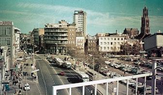 Foto's: Wim Uilenbroek legde sloop Stationswijk vast en doneert beeldbank aan Utrechts Archief