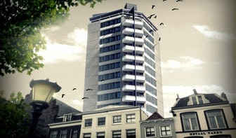 """'Geen rooftopbar op Neudeflat': """"Klap in gezicht Utrechters"""""""