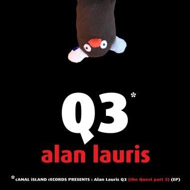 Alan Lauris: electrosingersongwriterpop van Utrechtse bodem