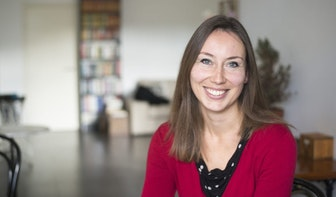 """Merel Blom ontmoet Anna Woltz: """"Ik heb die open, enthousiaste kinderblik behouden"""""""