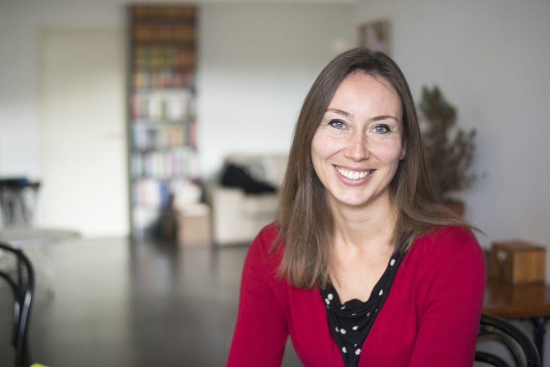 Utrechtse Anna Woltz schrijft Kinderboekenweekgeschenk 2019
