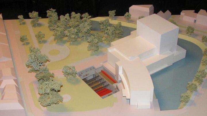 College verder met plannen ondergrondse theaterzaal Stadsschouwburg