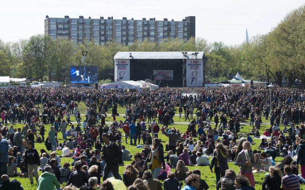 Volledige line-up van Bevrijdingsfestival Utrecht bekend