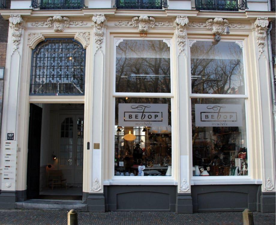 Vintage Meubels Utrecht : Vintage designwinkel bebop gaat sluiten: weer een pareltje uit de
