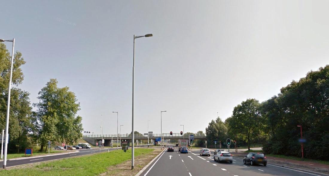 Biltse Rading en afslag snelweg vier weken afgesloten voor verkeer