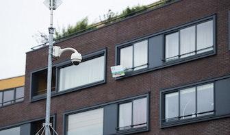 Camera's in Overvecht en Kanaleneiland tijdens jaarwisseling
