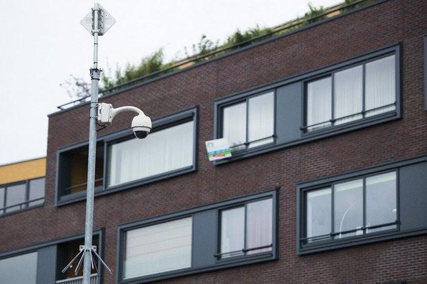 Utrecht gaat camera's inzetten op overlastplekken in Overvecht