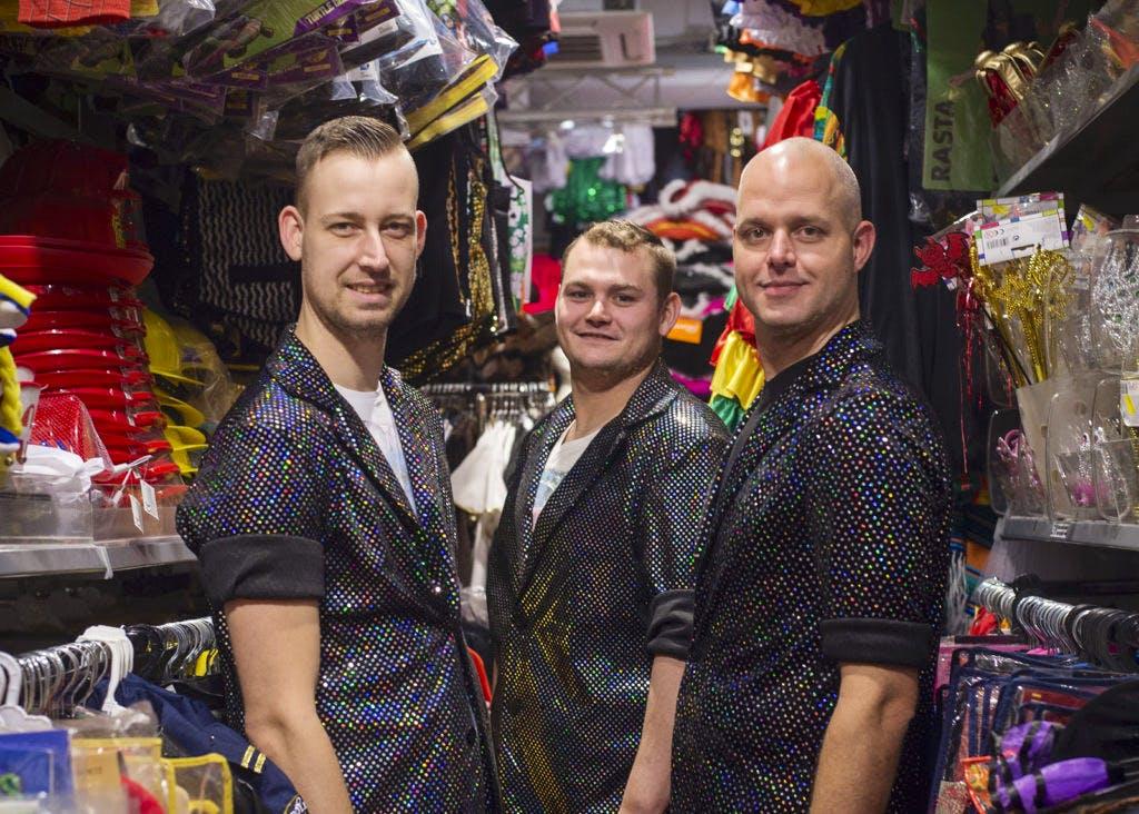 """Op bezoek bij Dé Utrechtse Feestwinkel """"Stoer en sexy, dat is toch wat de mensen willen"""""""