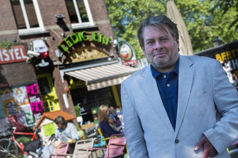 Het Utrechts Dichtersgilde gaat dwars door de stad: Het Zandpad