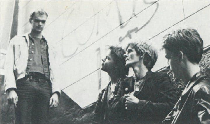 LP Utrechtse punkband Coïtus Int. uit 1981 opnieuw uitgebracht: 'Er blijft belangstelling voor bestaan'