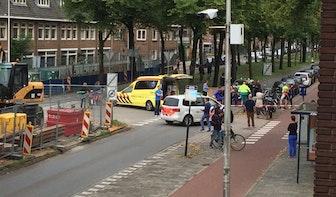 """Bewoners boos na zwaar ongeluk Croeselaan: """"We hebben ze in juni al gewaarschuwd"""""""