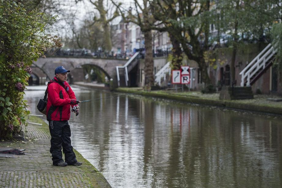 Gemeente Utrecht over WK Streetfishing: 'Dierenleed geen reden om vergunning te weigeren'
