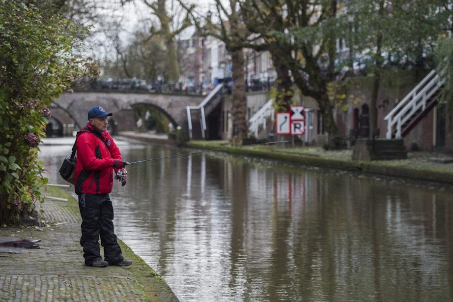 Wereldkampioenschap Streetfishing Utrecht; mooie wedstrijd of 'barbaars evenement'?