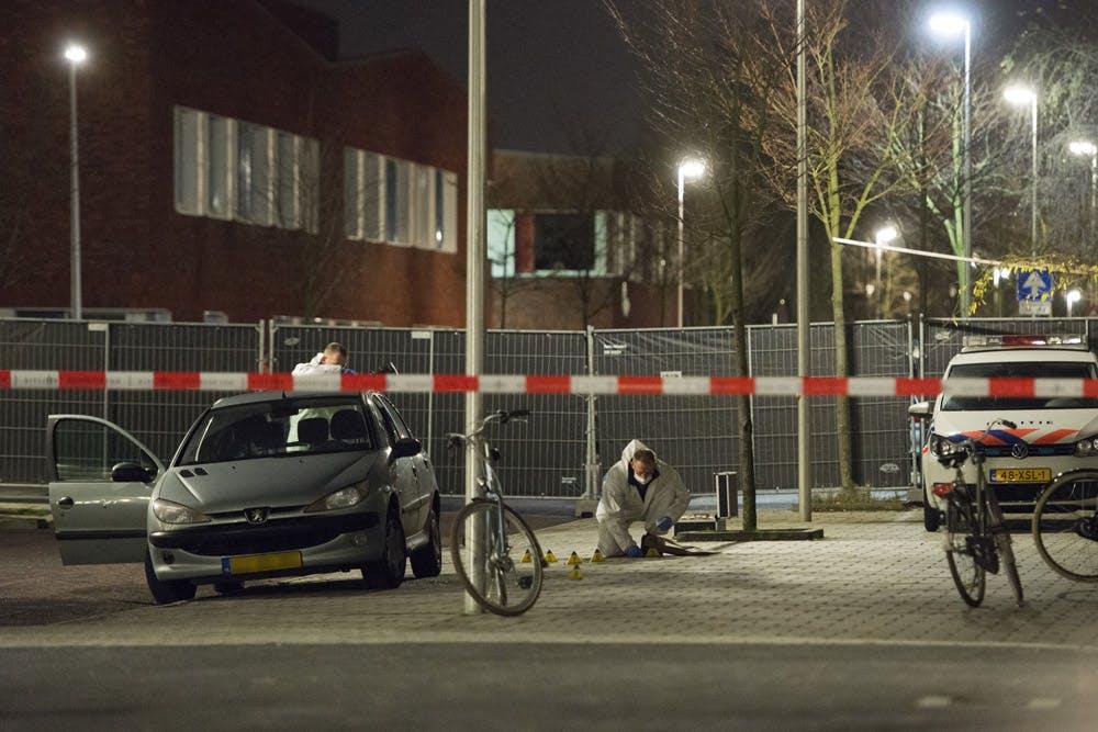 """Liquidatie in Hoograven: """"Ik dacht ik vuurwerk hoorde"""""""