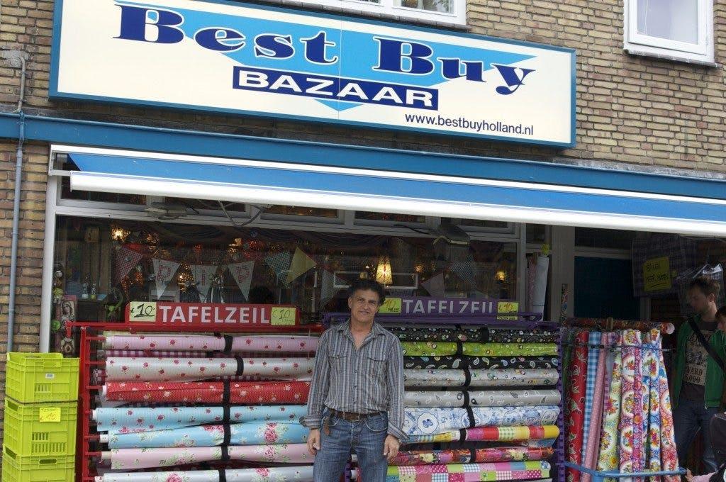 Best Buy Bazaar op de Kanaalstraat gaat sluiten: 'We stoppen nu het gevoel nog goed is'