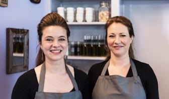 """Zussen openen foodcafé Elize op de Mariaplaats: """"Croissant om vijf uur moet kunnen"""""""