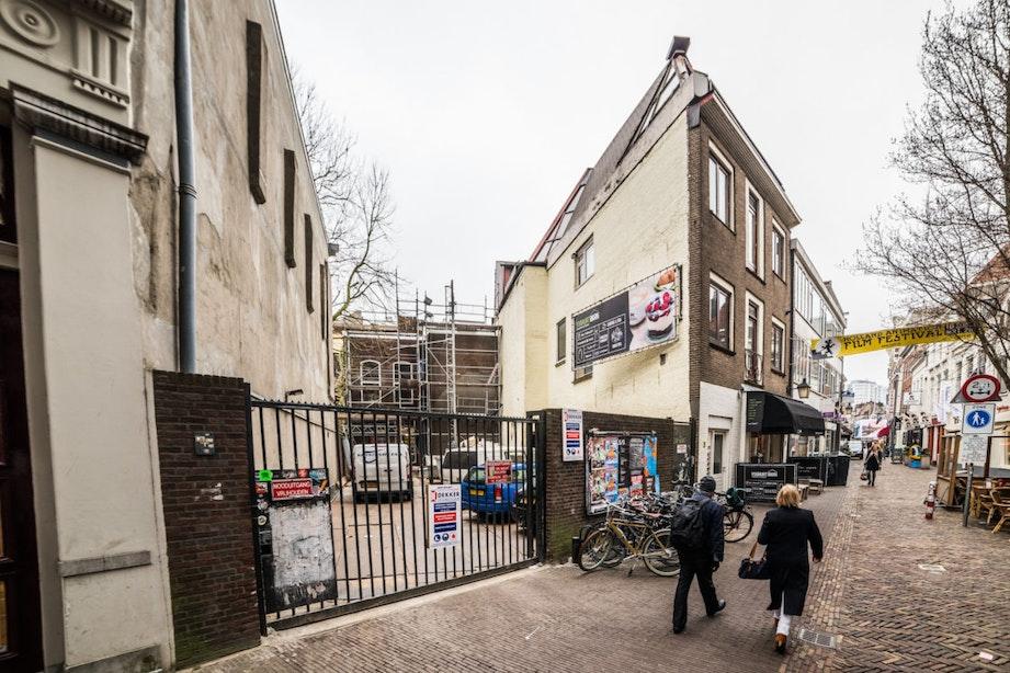 Parkeerterrein Vinkenburgstraat wordt volgebouwd