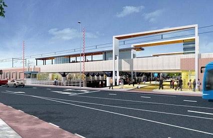 Opening Station Vaartsche Rijn uitgesteld tot eind 2016