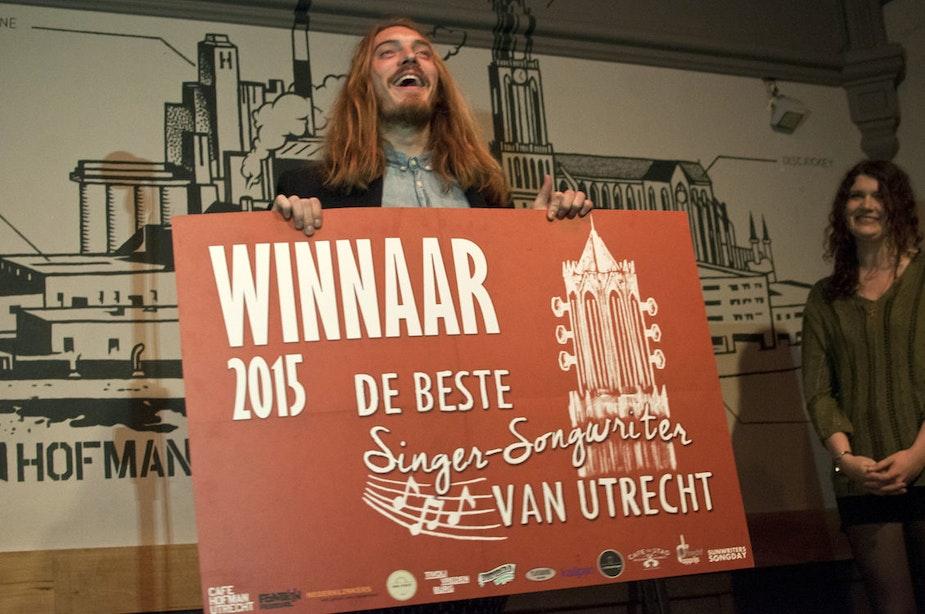 Aanmelding De Beste Singer-Songwriter van Utrecht geopend